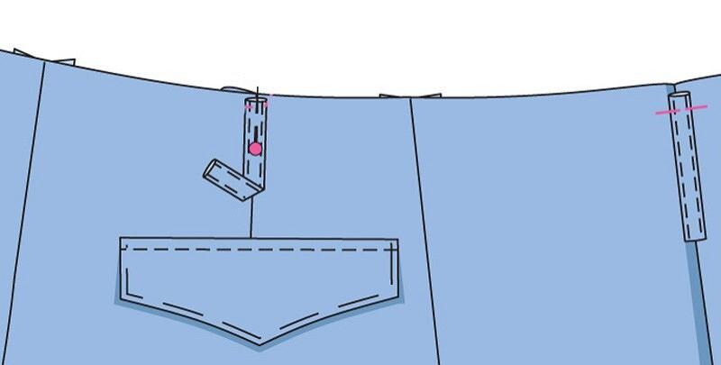 Простые детали: как выполнить декоративный клапан