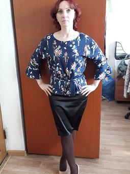 Работа с названием Блуза на работу