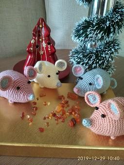 Работа с названием Мышки