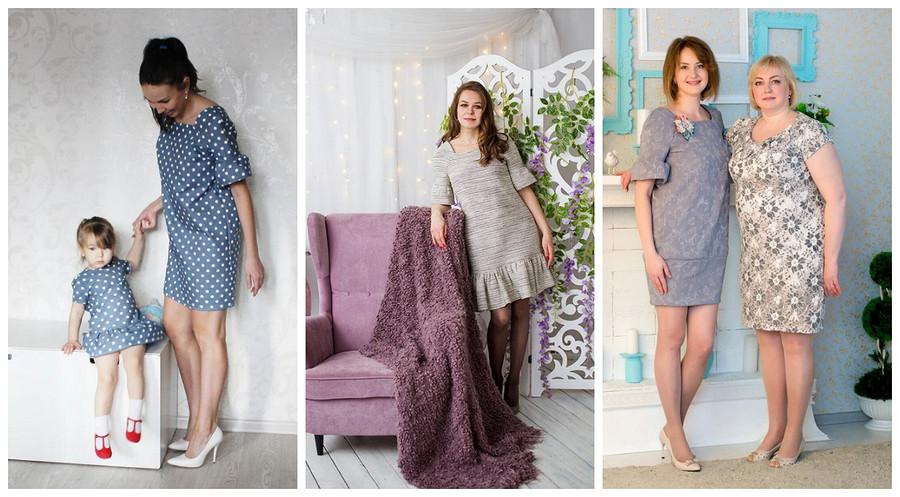 6 ретро-платьев отBurda, вкоторые вы влюбитесь
