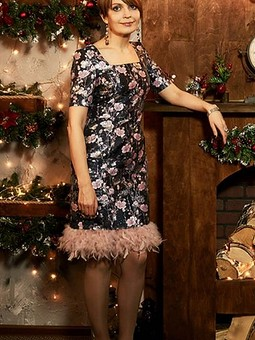 Работа с названием Рождество на ФФ с Савириной: новогодний набор
