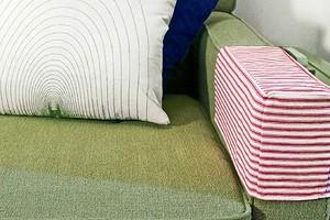 Идея: чехлы для подлокотников кресла или дивана