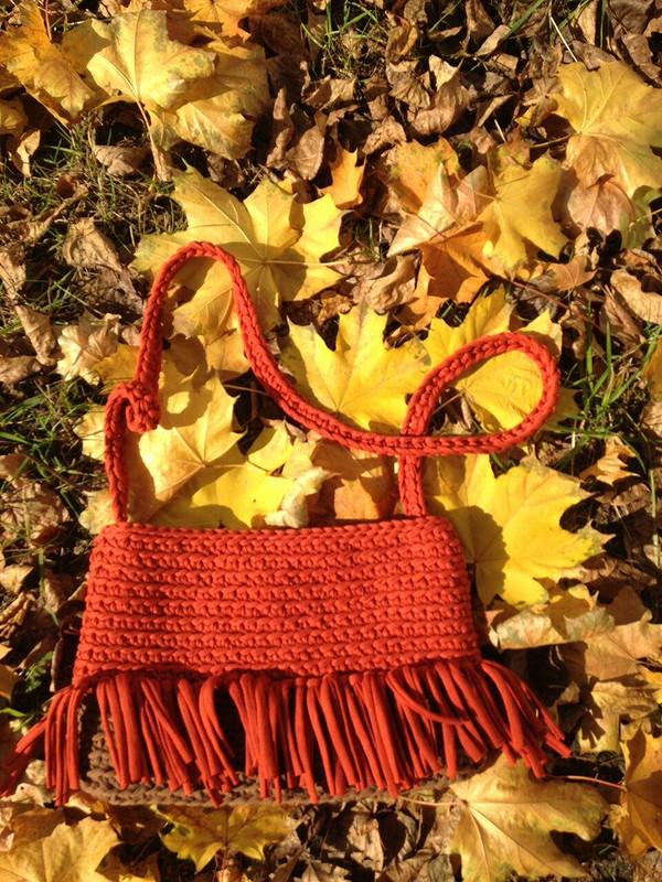 Осень исумки от tschayka