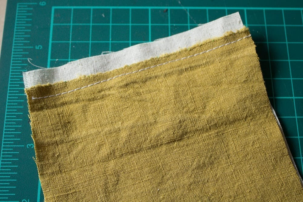 Идея: как собрать лоскутное полотно, аккуратно выглядящее слица ис изнанки