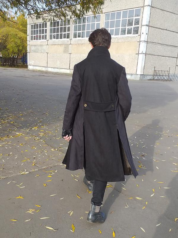 Пальто длясына от  Галина Позднякова