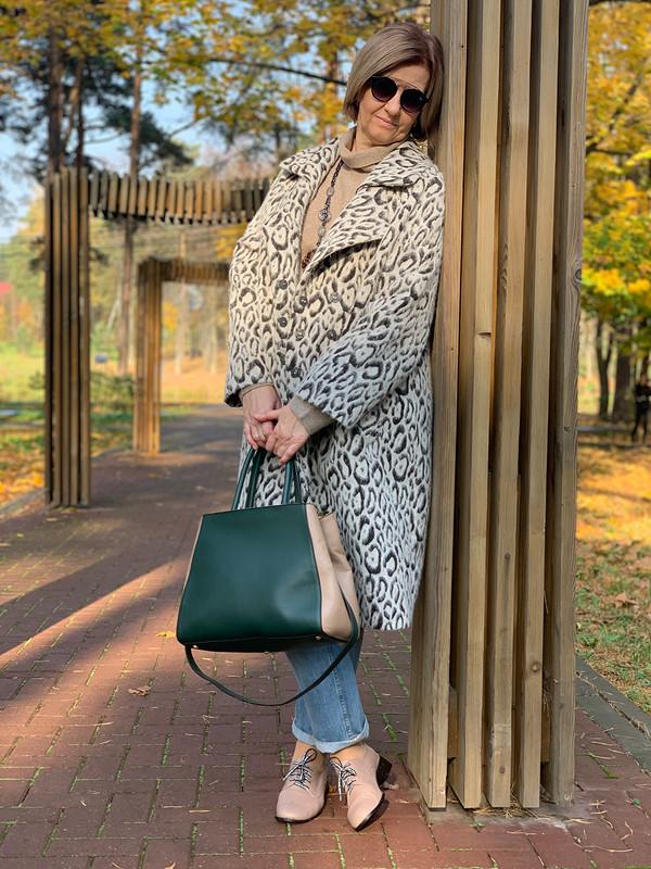 Пальто вместо жакета от Светлана Гасымова