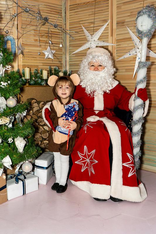 Новогодний костюм медведя от Nastasia-zv