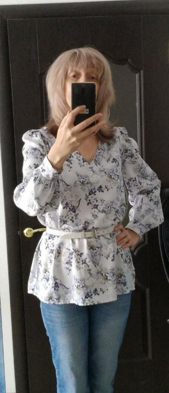 Блузка «цветущая вишня» восеннем гардеробе