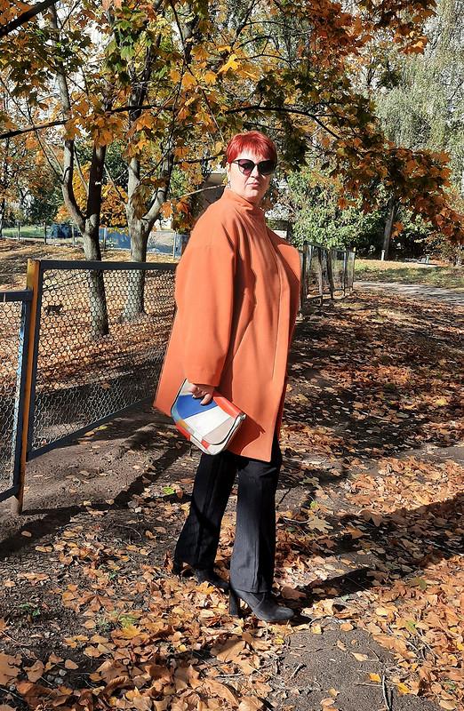 Осеннее пальтишко