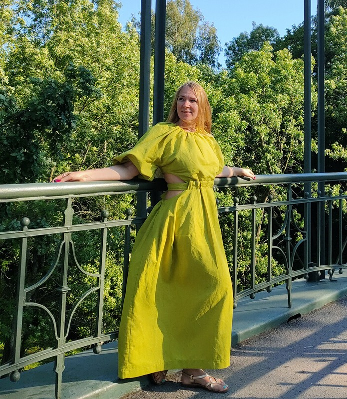 Платье от olga_yolla
