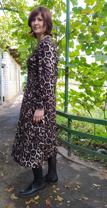 Хищное платье