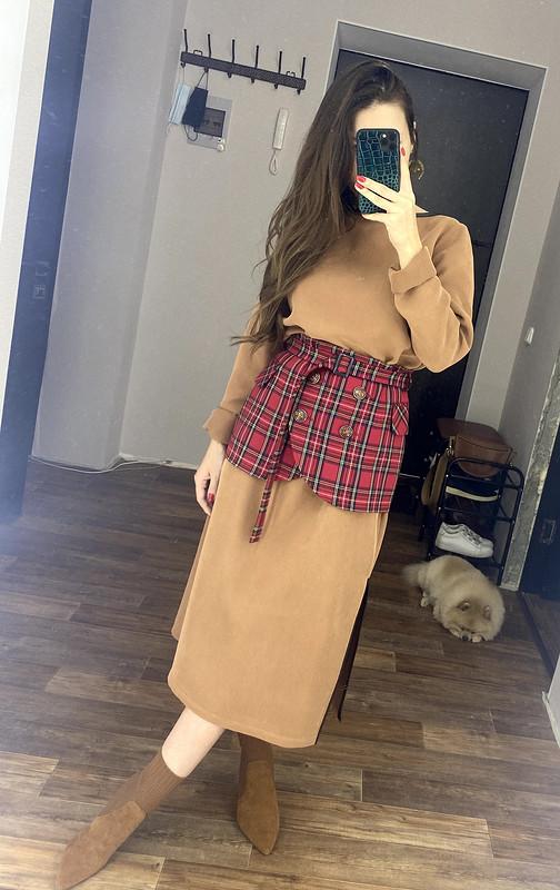 Базовое платье 04/2020