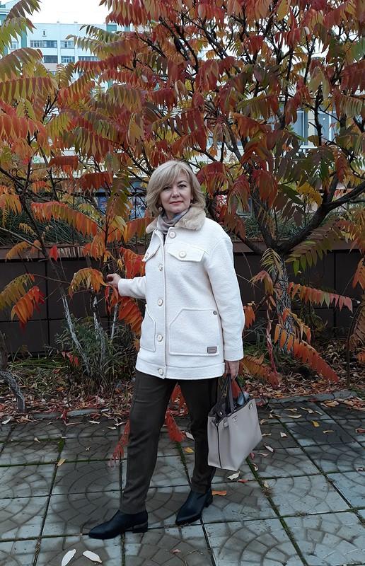 Куртка-пальто от tatyana turutina