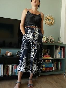 Работа с названием Моя любимая юбка-2