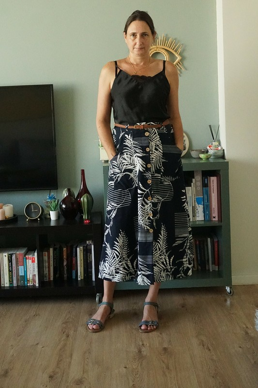 Моя любимая юбка-2