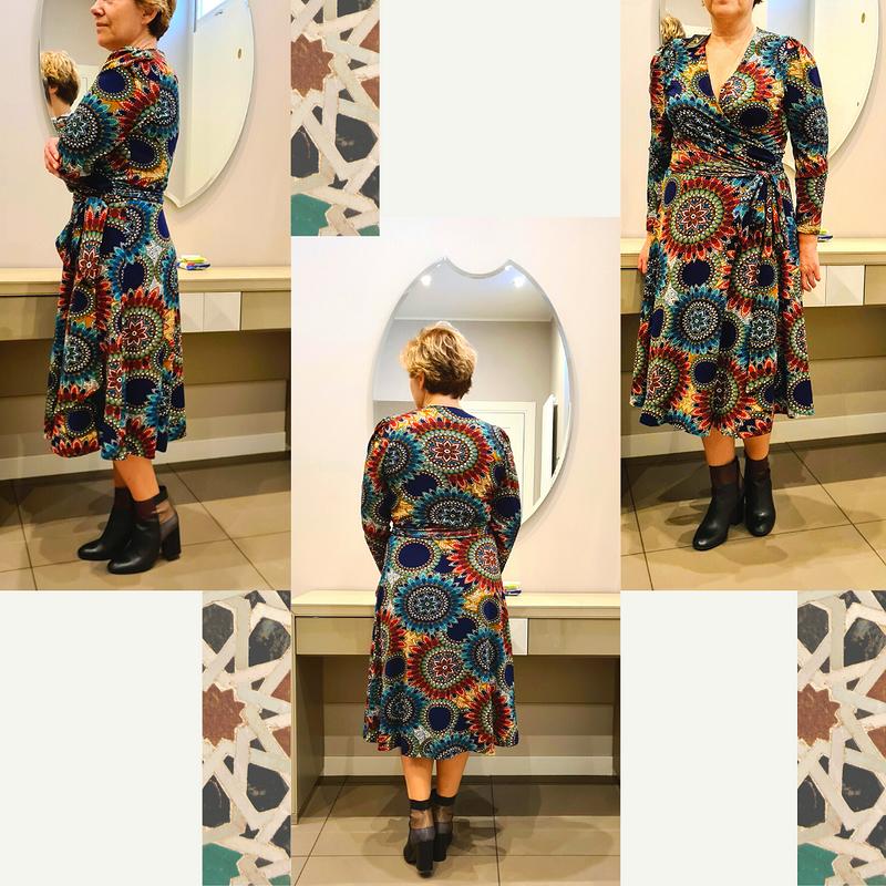 Платье «Испанские мотивы»