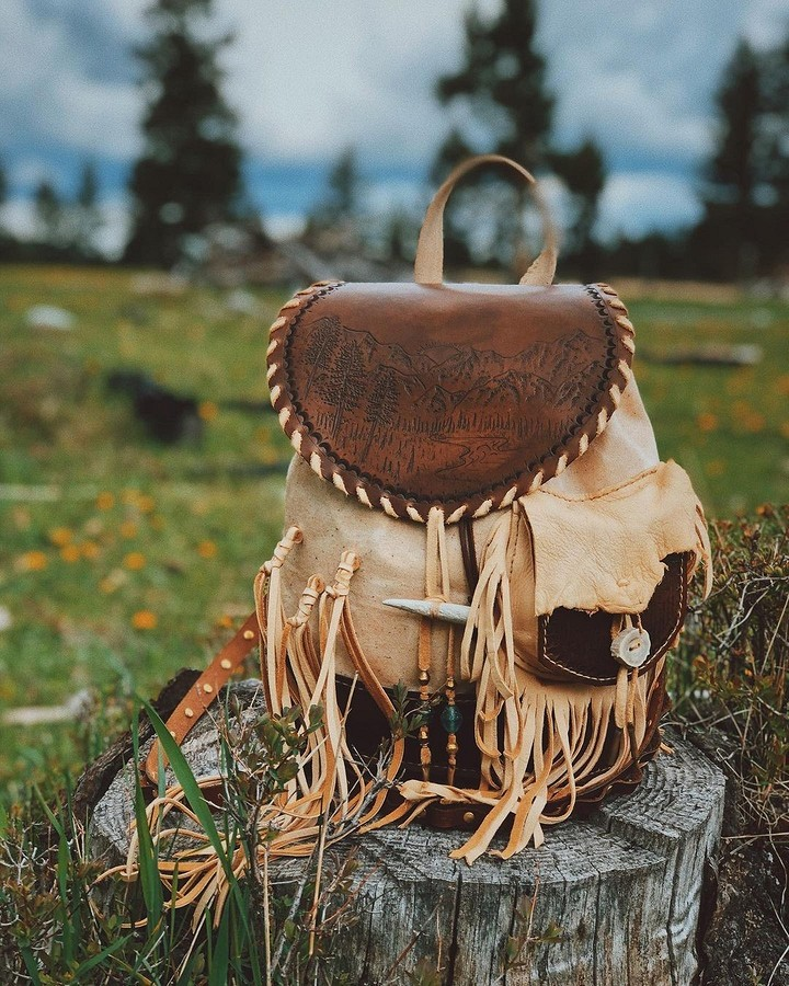 Аксессуары, вдохновлённые красотой северной природы: рукодельный instagram недели