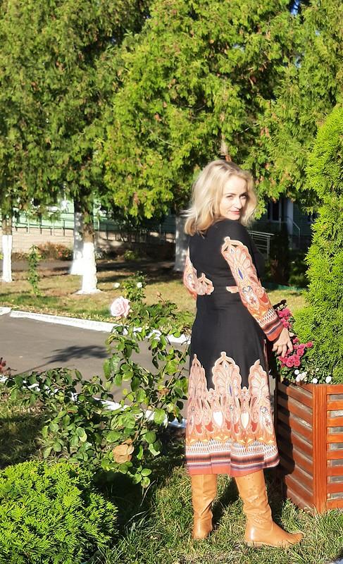 Платье «Осень»