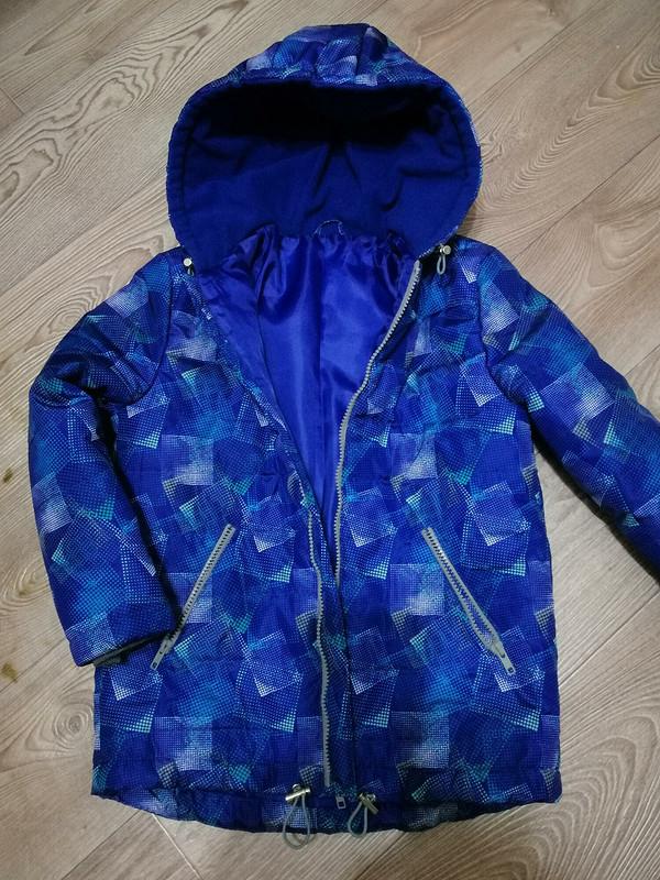 Стеганая куртка длясына