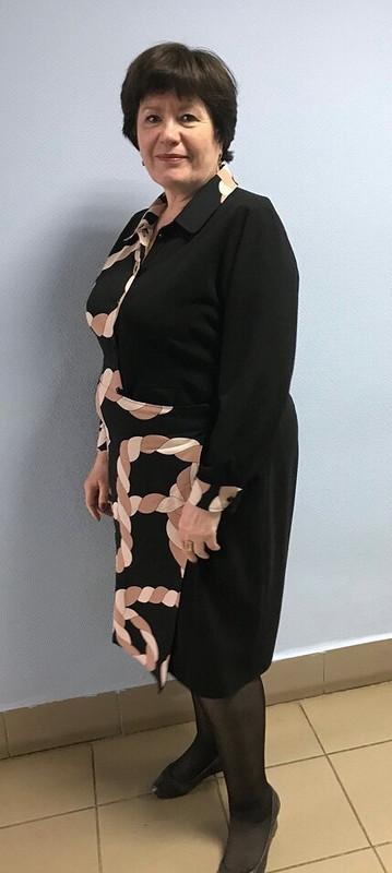 Платье «А теперь канаты...»