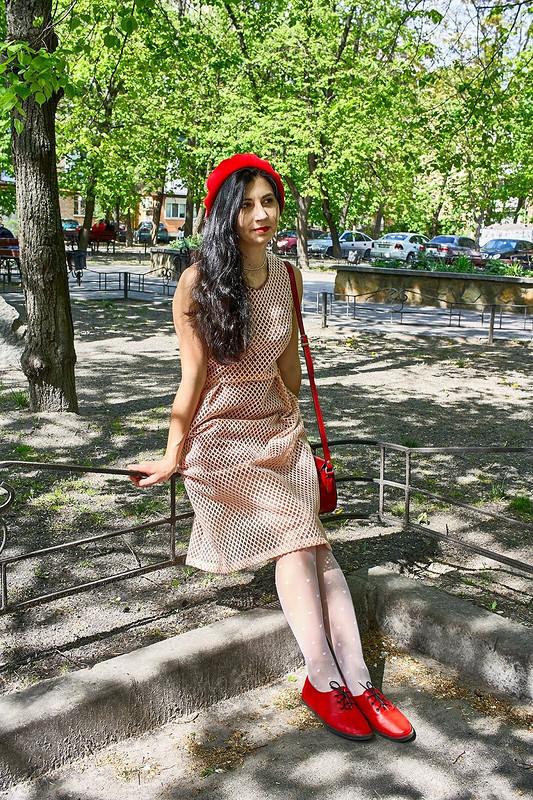 Платье «Pink dress»