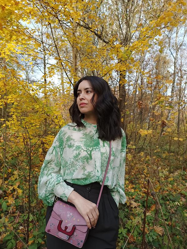 Моя нежная блузка «Туаль-Дэ-Жуи»