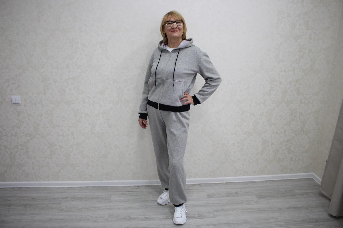 Брючный костюм длямамы от Sveta Sews