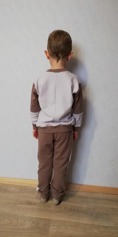 Брючный костюмчик изостатков от YanaJurkina