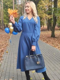 Работа с названием Платье для подруги