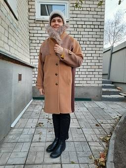 Работа с названием Новая жизнь пальто
