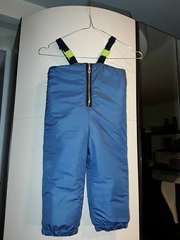 Работа с названием Полукомбинезон, или штаны для катаний с горки