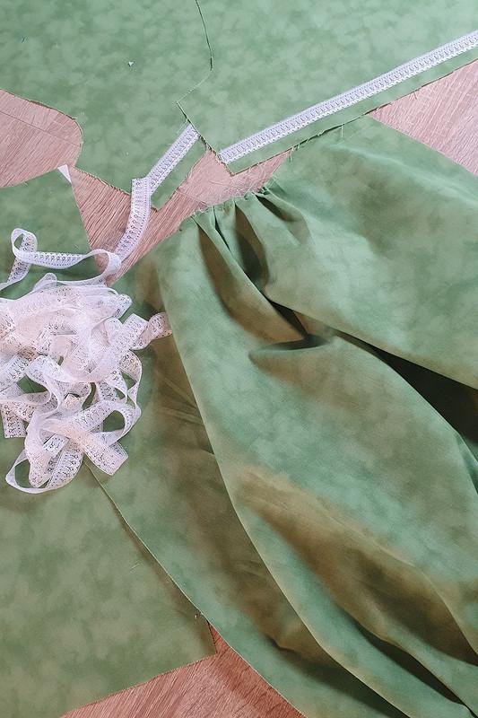 ♡ Платье вэтно-стиле ♡