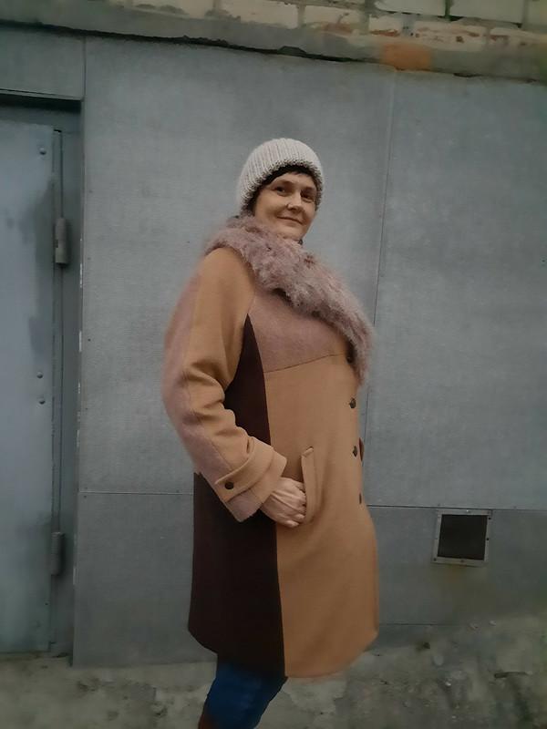 Новая жизнь пальто
