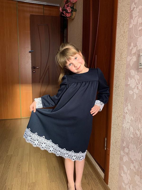 Платье «Школьная пора»