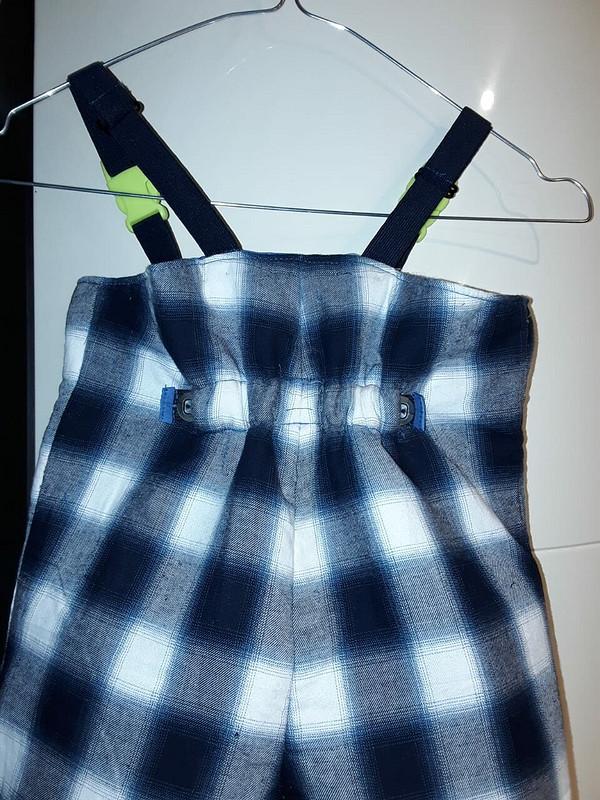 Полукомбинезон, или штаны длякатаний сгорки
