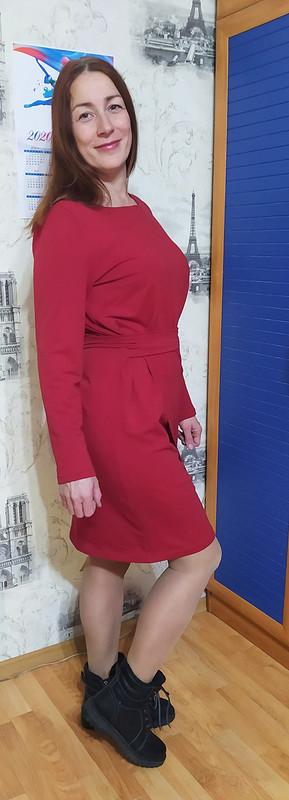 Платье «Утепляемся»