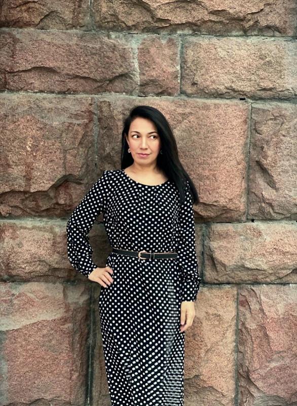 Платье burda 11/2020