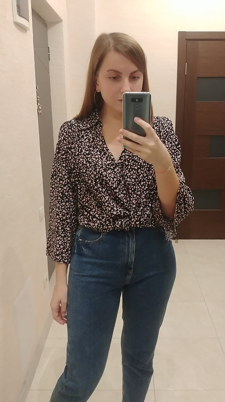 Вестерн блузка