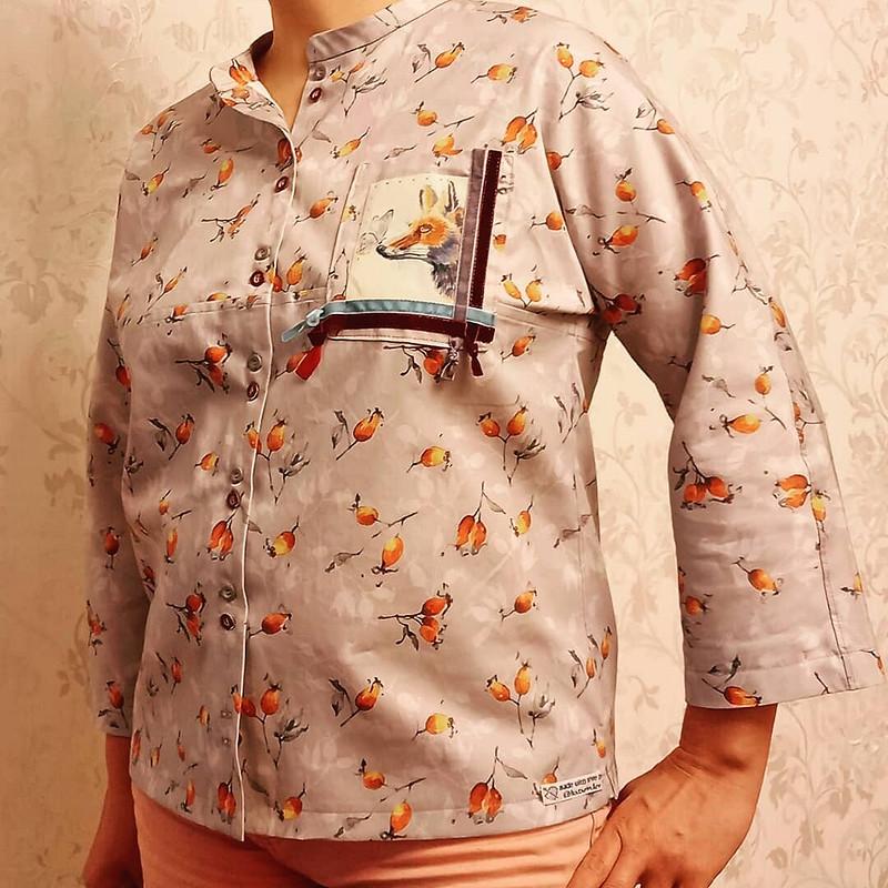 Рубашка из7/2010