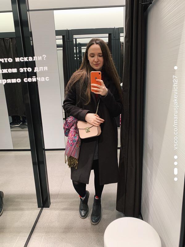 Зимнее пальто 2 года спустя