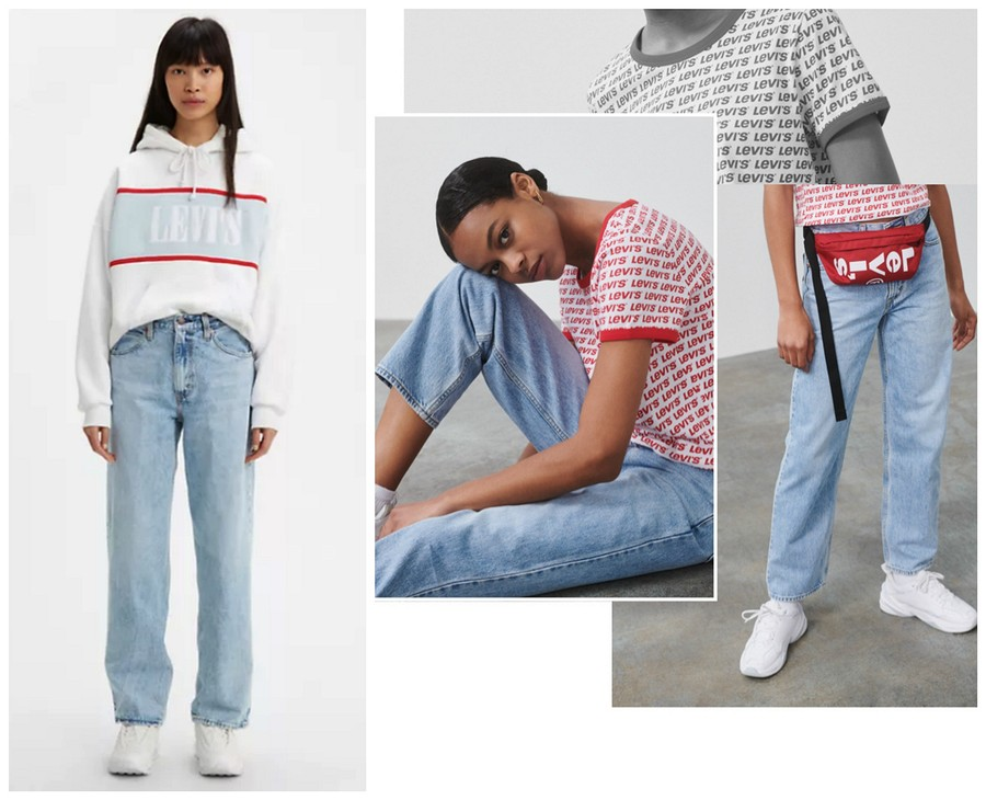 Прощайте, скинни: новый джинсовый тренд завоевал армию поклонниц