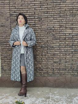 Работа с названием Хроники дебютного пальто