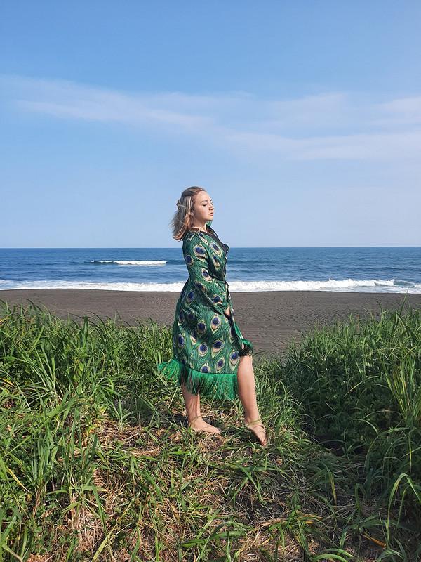 Халат «Берег Тихого океана»