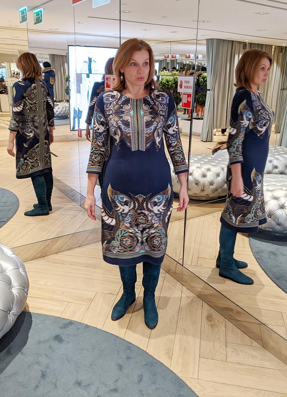 Новая жизнь платья