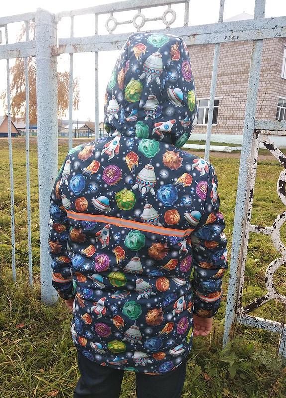 Космическая куртка