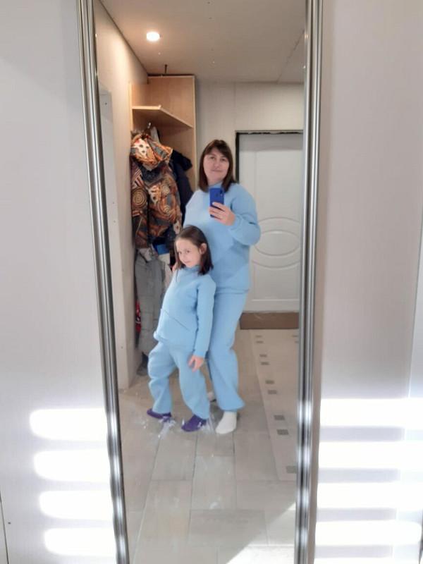 Брючные костюмы изфлиса «Утепляемся»