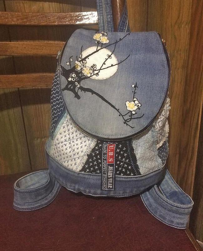 Японский рюкзак)