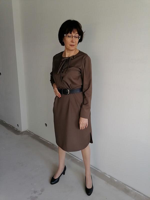 Платье «Комфорт безностальгии»