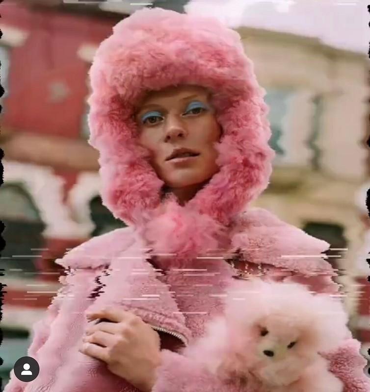 Пальто а стиле Max Mara Teddy Bear Icon coat