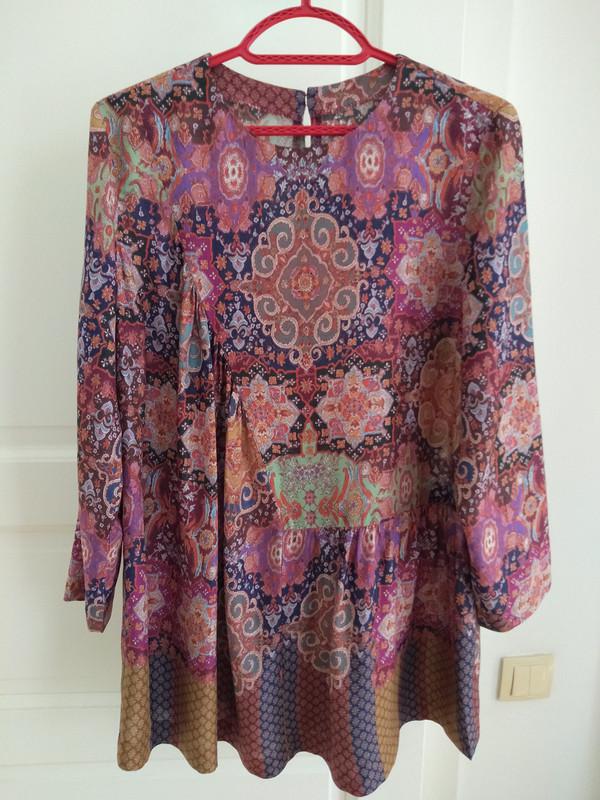 Блузка 6354